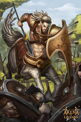 Kentaur by Rayvell