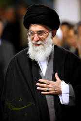 Imam Khamenei.... by akhtarshenas