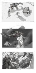 Jurassic World Evolution - Possibilities by Michiragi