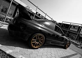 Skyline R32 by hellpics