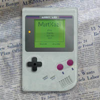 Gameboy Icon by MurTXazI