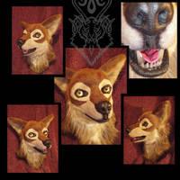 Toboe head by KandorinCreations