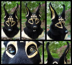 Ankh Head by KandorinCreations