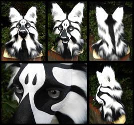 Nymph mask! by KandorinCreations