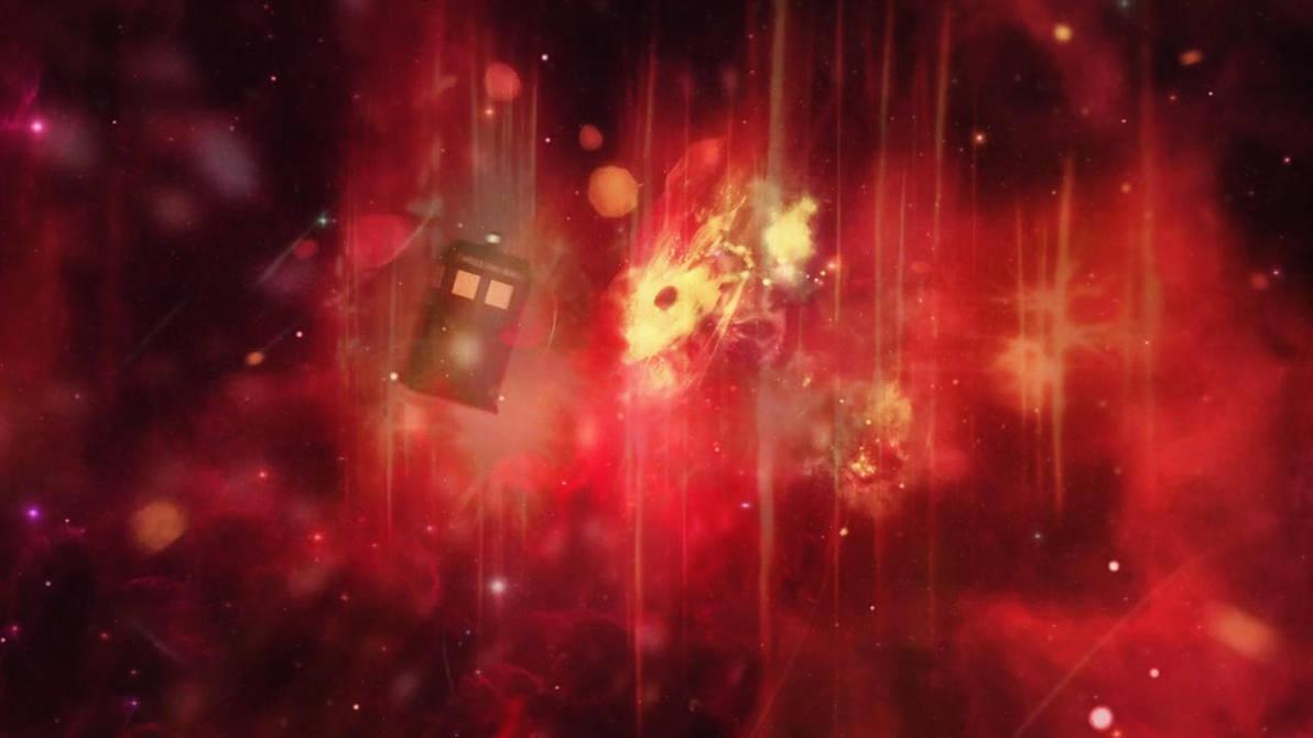 TARDIS Wallpaper by ChristaMactire