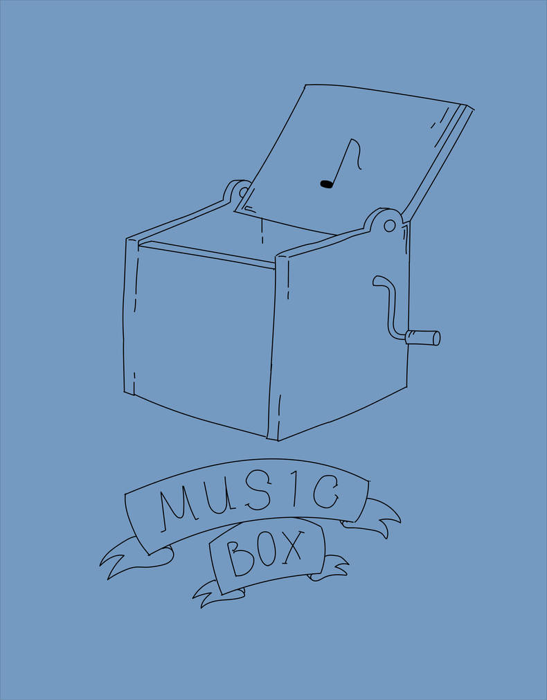 Music Box by TREBJESANINart