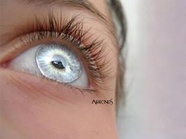 Vampire Eyes by Ar4cn0s