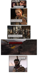 BAMF Dog 7- There Once Was a Shitty Dragon Age by TheRealChristh