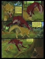 bba graphic novel - pg13 by KayFedewa