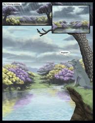BBA Issue 1, Pg4 by KayFedewa