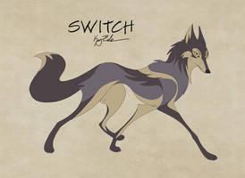 Switch Drawing by KayFedewa