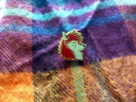 Swiftkill Enamel Pin by KayFedewa