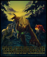 BBA Promo Cover Poster by KayFedewa