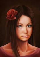 Portrait by Hikaru-Akeno