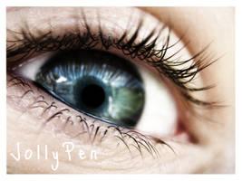 Eye, Eye by JollyPen