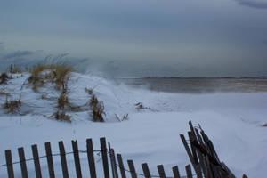 Snow Beach 12 by editingninja