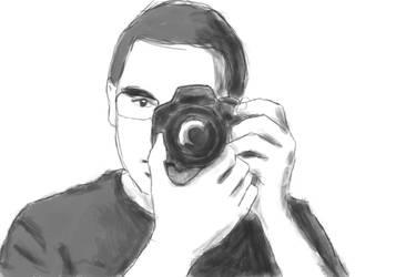 Speed Art - Self by Archymedius