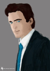 Practice - Neal Caffrey by Archymedius