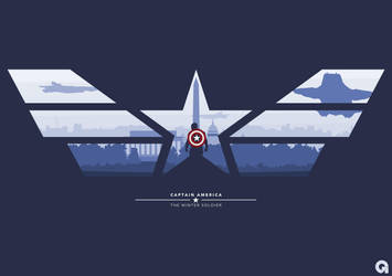 The Captain (Stars and Stripes) by Archymedius