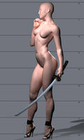 Proportion for Flare by blackhearted