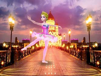 Cocos ballet recital by Magicponixtutu