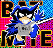 Bat-Mite :BATMAN by nulluo