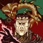 The Warlock of Firetop Mountain by nulluo