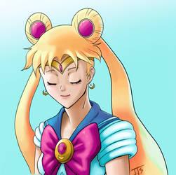 Sailor Moon by Los-Chainbird