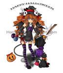 Happy Halloween '2010' by Harunya