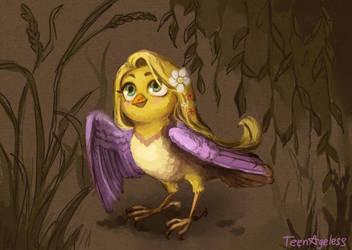 Rapunzel by TeenAgeteem