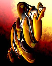 Bumblebee by amberwind