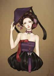 Gisaeng by NPye13