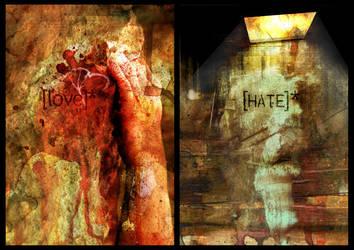 Love-Hate by jinchilla