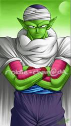 Piccolo by Robie-Chan