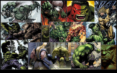 Hulk Wallpaper by GT-Orphan