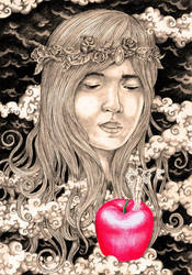Hasbhi M - She Watch me by idreamstudio