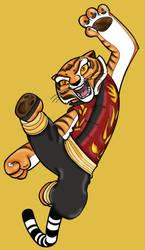 Tigress by Herbie91