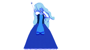 : MMD :  Sapphire - Download by Batikky
