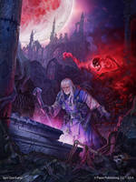 Cover for Pathfinder Campaign Setting by Igor-Grechanyi