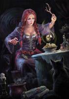 Alchemist by Igor-Grechanyi