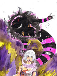 heart demon by chaosqueen122