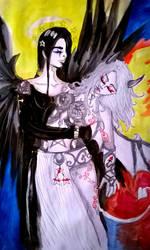 heavenly hellish by chaosqueen122