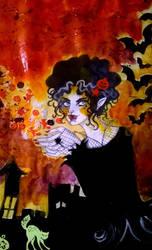 Halloween Spirit by chaosqueen122