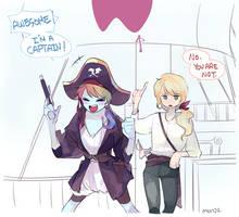 Pirates by dustyMunji
