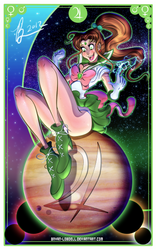 Sailor Jupiter by Bryan-Lobdell