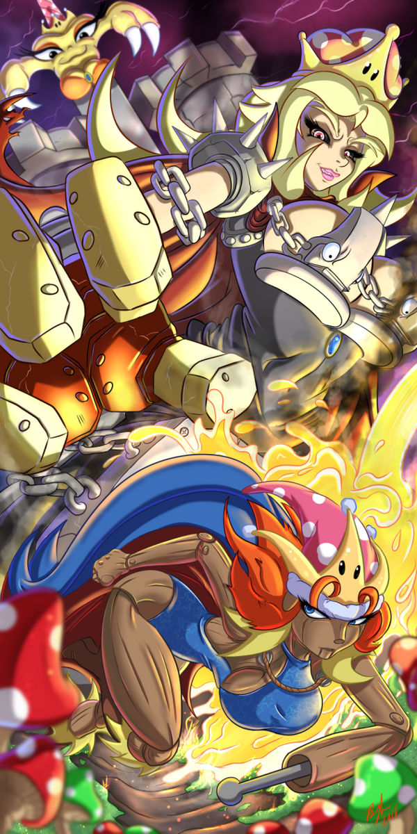 Super Crown RPG by Bryan-Lobdell