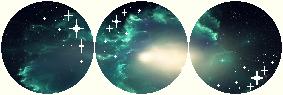 F2U|Decor| Aquamarine Cosmos by Mairu-Doggy