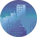 F2U|Decor|Night City by Mairu-Doggy