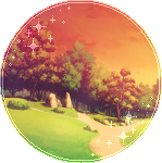 F2U|Decor|Anime Nature #2 by Mairu-Doggy