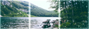 F2U Decor Blue Lake by Mairu-Doggy